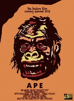 Promotional poster for APE