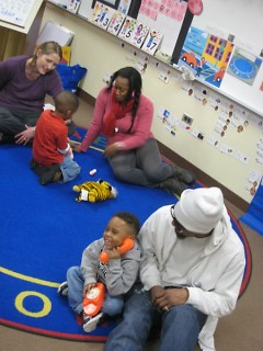 Baby Scholars Parent Night