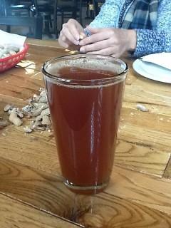 """The """"Grand Pumpkin"""" beer"""