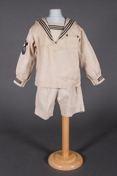 Boy's sailor suit, c. 1915