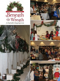 Beneath the Wreath