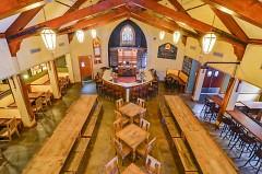 Inside Brewery Vivant