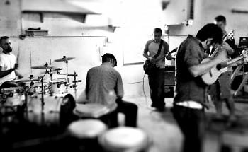 Cabildo in the recording studio