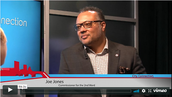 Commissioner Joe Jones on City Connection