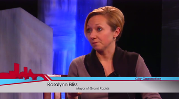 Mayor Bliss on City Connection