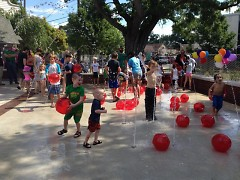 Friends of Grand Rapids Parks at the Cherry Park opening