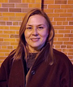 Christine Krieger, Dyer-Ives Poetry Competition Coordinator