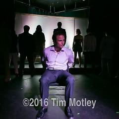 Chris Kotcher during Dress Rehearsal