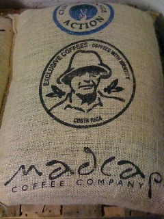 The Good Food Award: Rio Jorco's Los Lobos Coffee roasted by MadCap Coffee