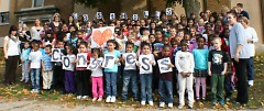 Congress Elementary kids