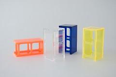 "Stoelting's ""Construct"" blocks that sit on the desk."