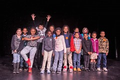 CYC authors were exuberant after last year's event!