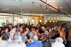 Bar at Osgood Brewing Co.