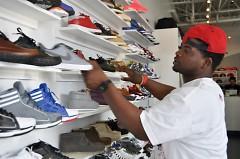 Dave Jones likes shopping at All City Kicks