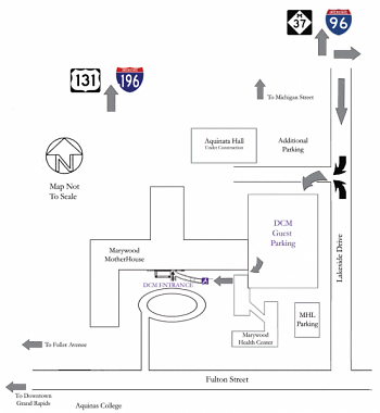 Map to DCM Parking