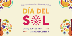 Día del Sol is the nonprofit's yearly celebration of the students, families, and vibrant culture in the Grandville Ave community