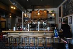 Harmony Brewing Company bar
