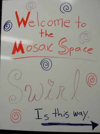 City High School's Valentine's Day dance at the Mosaic Space dowtown.