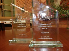 The Rapidian's PRoof Awards