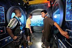 Earth Explorers exhibit at the Public Museum