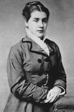Elizabeth Eaglesfield, the first woman to practice law in Grand Rapids