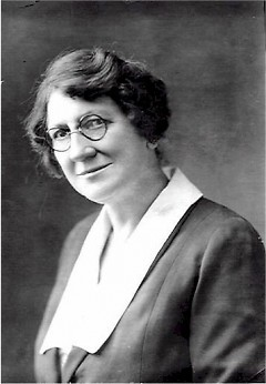Ella Mae Backus, the first female attorney in the U.S. Attorney's Office for the Western District of Michigan, served 30 years.