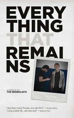 Everything That Remains 2nd Edition Cover