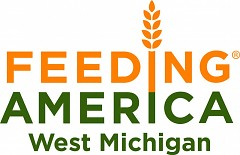 Feeding America West Michigan provides food to hundreds of Grand Rapids agencies, including Northwest Food Pantry.