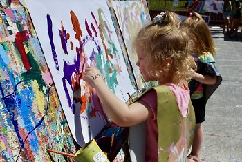 Festival of the Arts is a three-day celebration of arts and culture in Grand Rapids for the entire family.