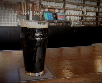 Inspired Artist Black IPA at Founders