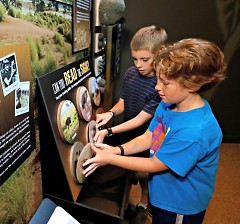 Earth Explorers at the Public Museum