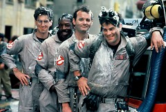 """Ghostbusters"" with Bill Murray and Dan Aykroyd is one of five movies with live music at the Grand Rapids Pops in 2019-20."