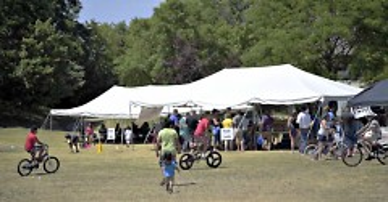 Family Fiesta event