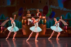 """Grand Rapids Ballet's new production of """"The Nutcracker"""" debuted in 2014."""
