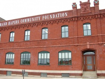 The first Lunch and Learn will be at Grand Rapids Community Foundation