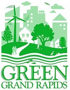 Green Grand Rapids Logo