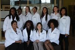 The Pharmacy Technician Class of 2014