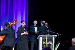 Grand Rapids Symphony honored leaders of its $40 million Legacy of Excellence Campaign with BRAVO! Awards