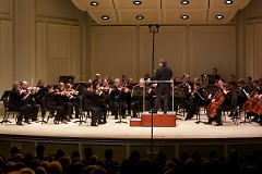 Grand Rapids Symphony performs in St. Cecilia Music Center's Royce Auditorium