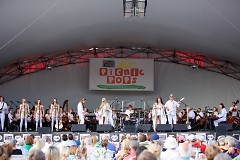 The Grand Rapids Symphony's 2017 D&W Fresh Market Picnic Pops features four weeks of music at Cannonsburg Ski Area.