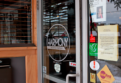 Harmony Brewing storefront