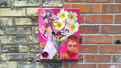 """Taste Test,"" mixed-media collage by Katalina Corona"