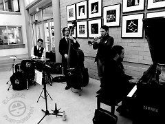 jazz, brother bear productions, Brad Fritcher, Brad Fritcher + trois, ArtPrize 2013, BBP, BBPpresents, bear yovino, press