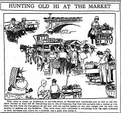 A 1917 cartoon by Gertrude Van Houten