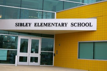 Sibley Elementary is one of Grand Rapids Public Schools' eight Grand and Go Meal Sites during the summer.