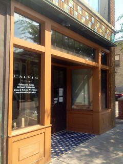 Calvin College's (106) Gallery on S. Division