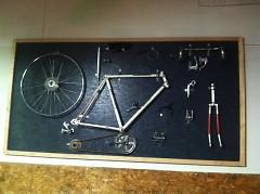 Bike Explosion Diagram