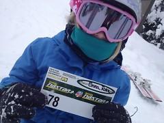 Emma Starner, ski racer