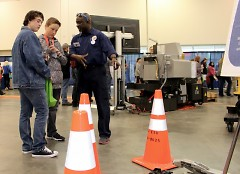 Kenny explains what it's like to be a Water Systems Mechanic for the City of Grand Rapids.