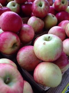 Michigan Apples